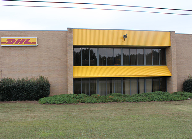 DHL | Commercial Painting | exterior painters