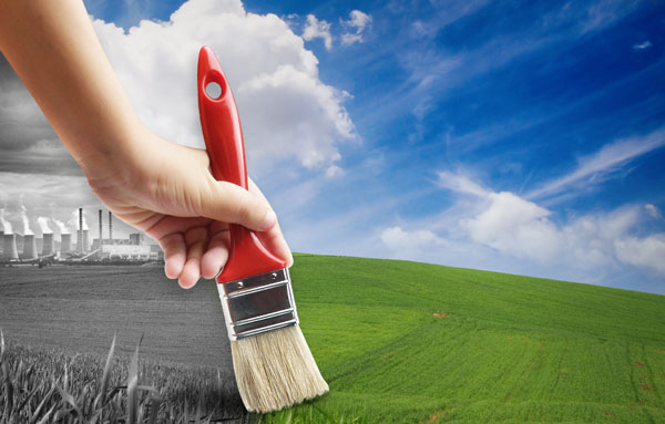 Unearthing the Green in Office and House Painting