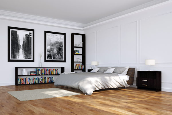 House Painters Tip: Put Up Artworks In Your Room