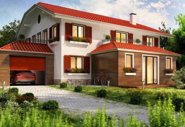 Color Visualization: Trending Exterior Paint Designs for your Structure