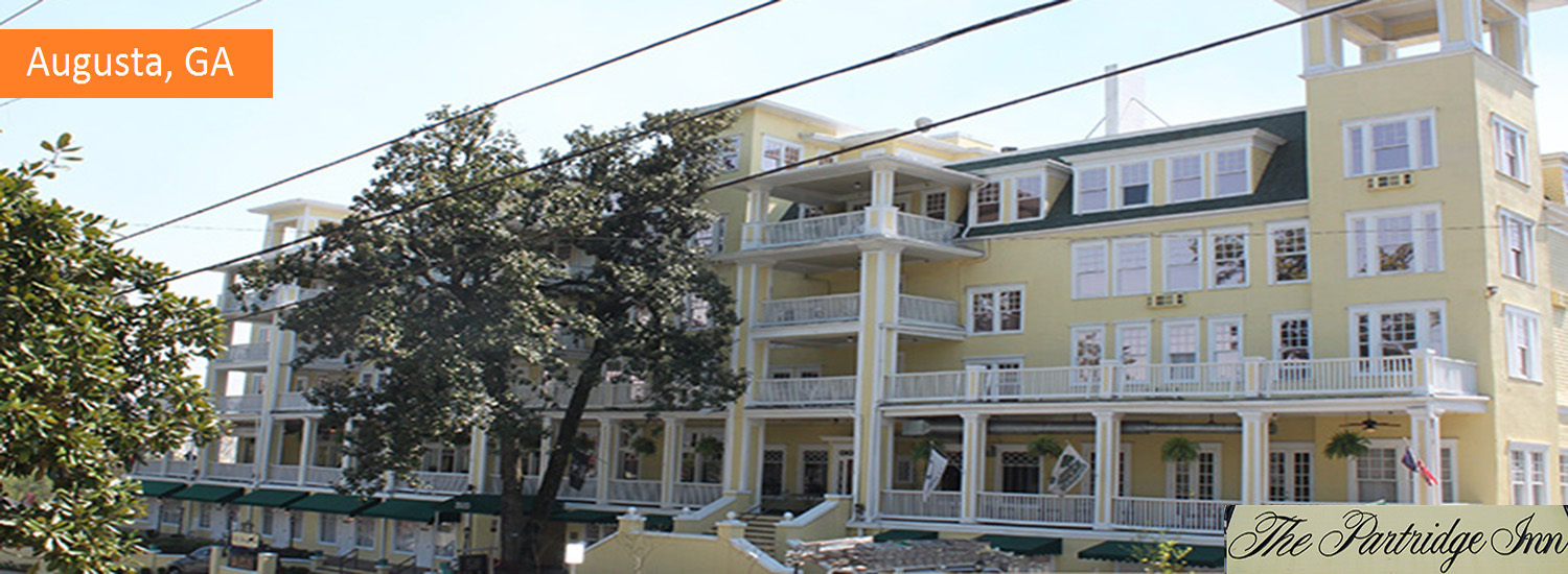 augusta the partridge inn exterior commercial painting service
