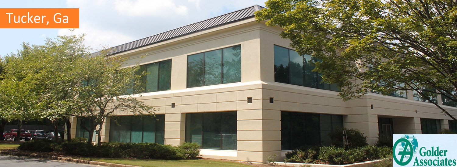 tucker GA commercial exterior painting service