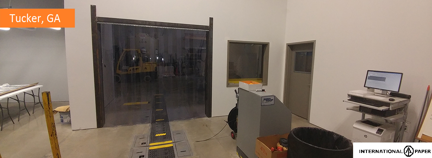 tucker IP interior commercial painting service