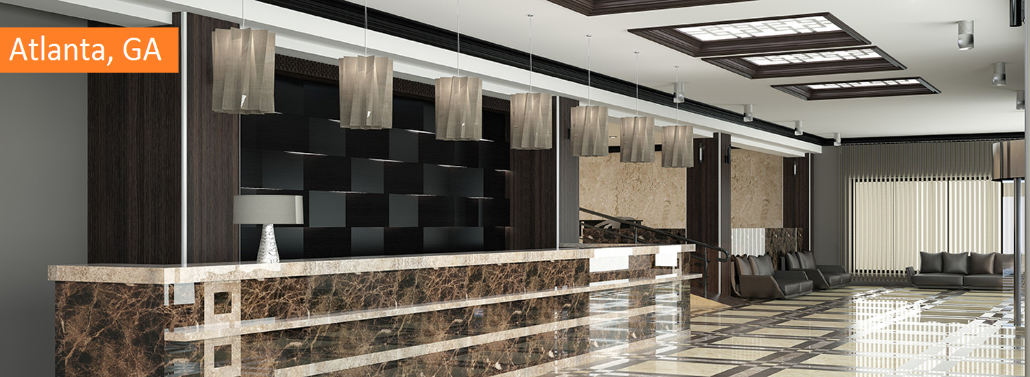 atlanta commercial interior painting services