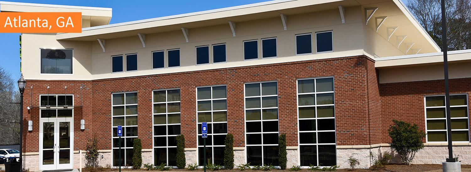 atlanta exterior commercial painting services
