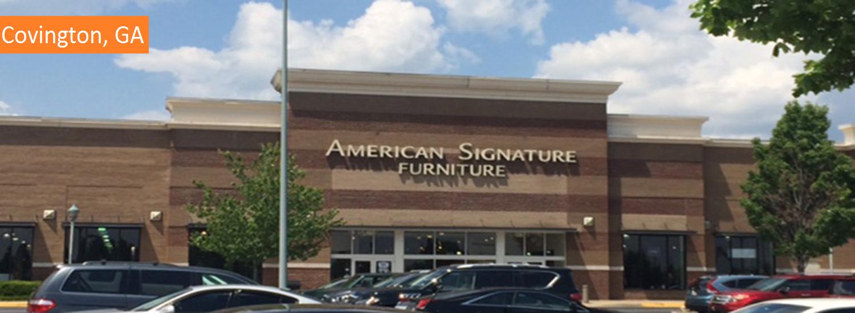 covington american signature commercial exterior painting