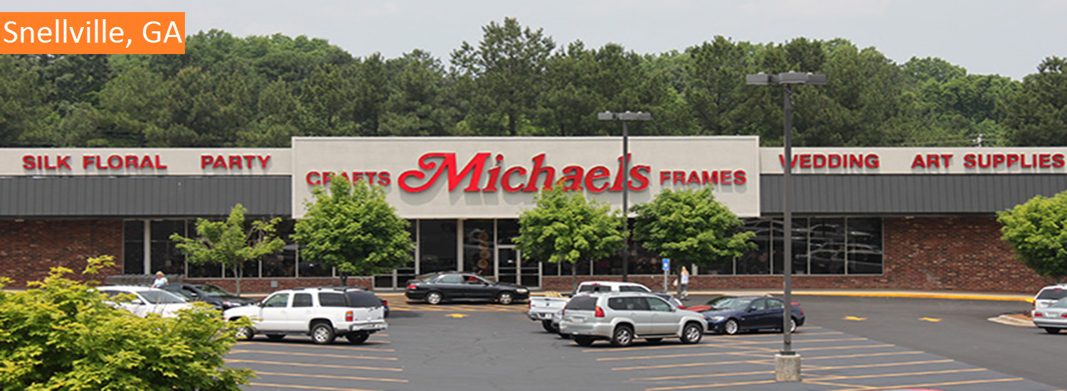 michaels snellville outdoor painting commercial