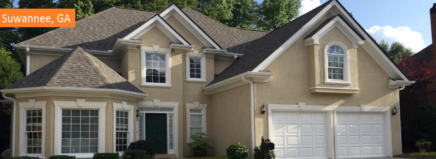 suwannee exterior resiential painting service