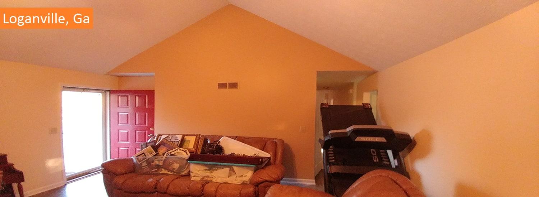 Loganville GA  interior painting services