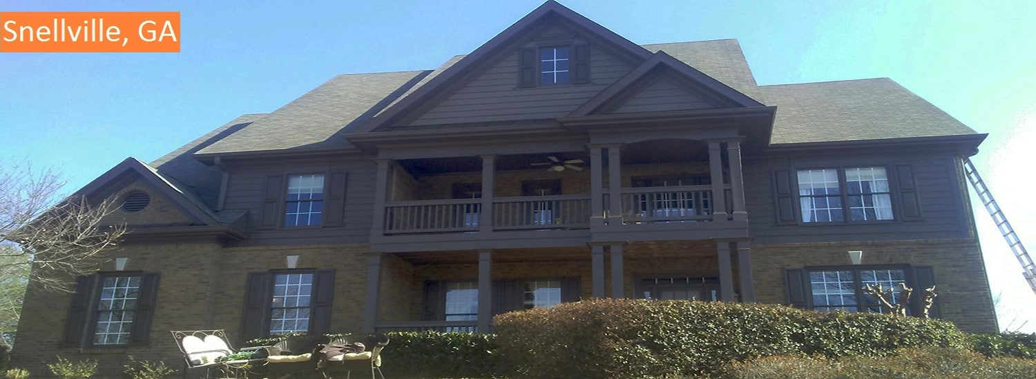 snellville GA residential painting
