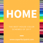 the best house color schemes of 2017 commercial paint contractor Alpharetta