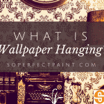 What is Wallpaper Hanging?